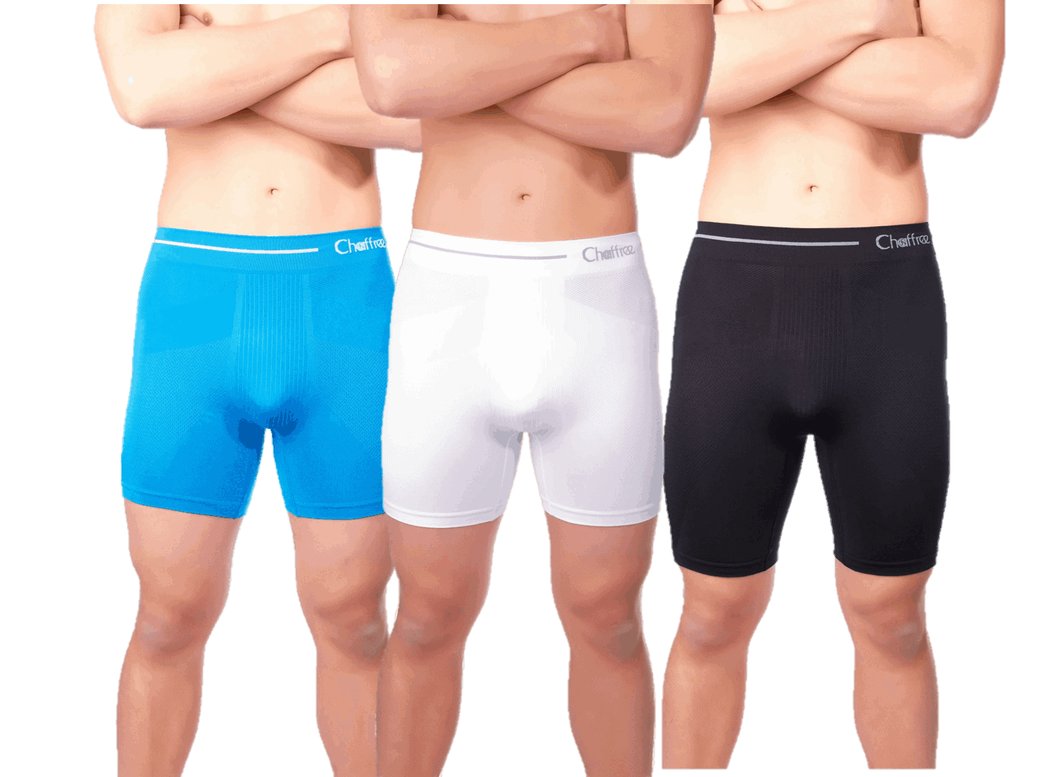 mens boxer shorts,long leg boxer shorts,moisture wicking underwear men,anti chafing underwear,stop chafing underwear