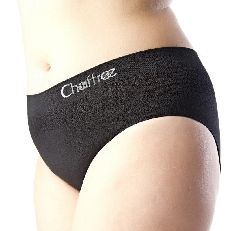 black moisture control ultra comfy briefs