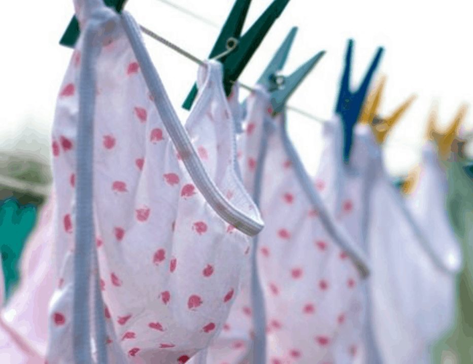 Are Cotton Knickers The Best To Keep Cool?