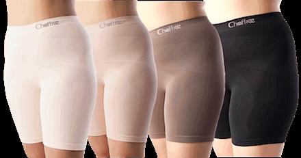 chaffree knickerboxers anti chafing underwear