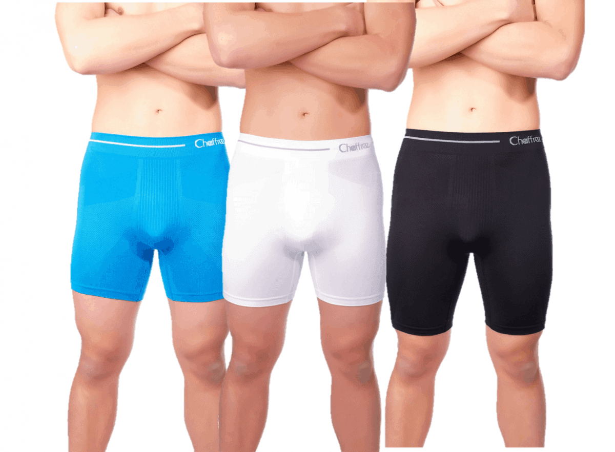 short and long leg mens boxer shorts used in mens sports underwear