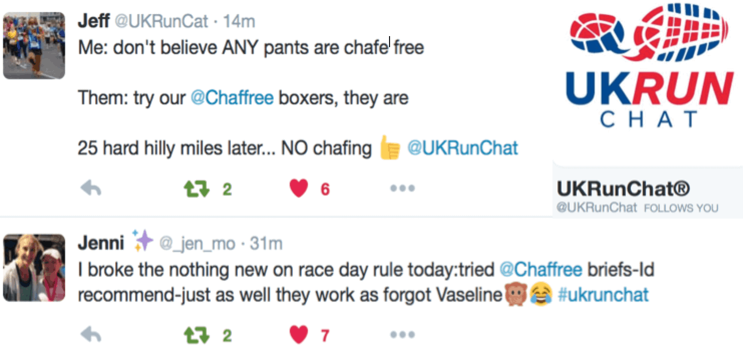 #ukrunchatreviews