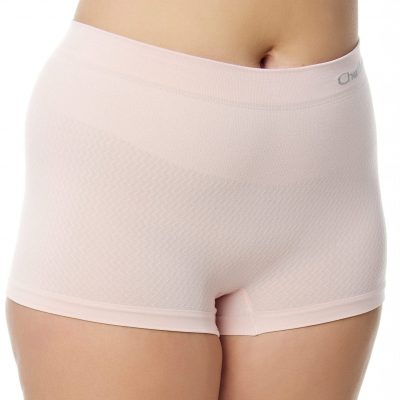 chaffree coolmax underwear womens boxer briefs (boy shorts)