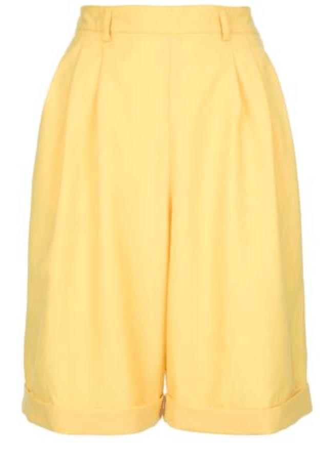 long summer shorts