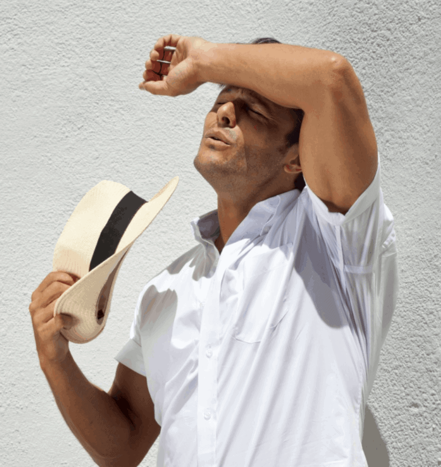 sweat control underwear