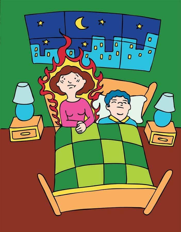 Best Underwear for Hot Flushes & Night Sweat during Menopause