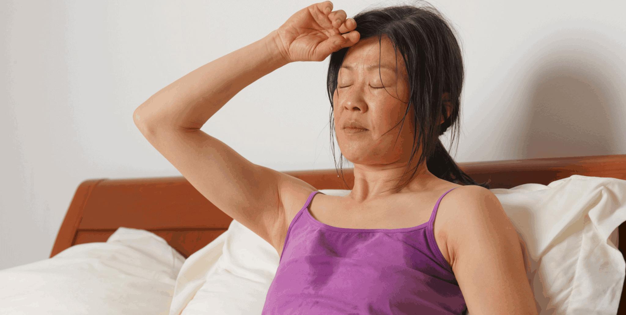 Best Underwear for Hot Flushes & Night Sweat | Menopause Underwear