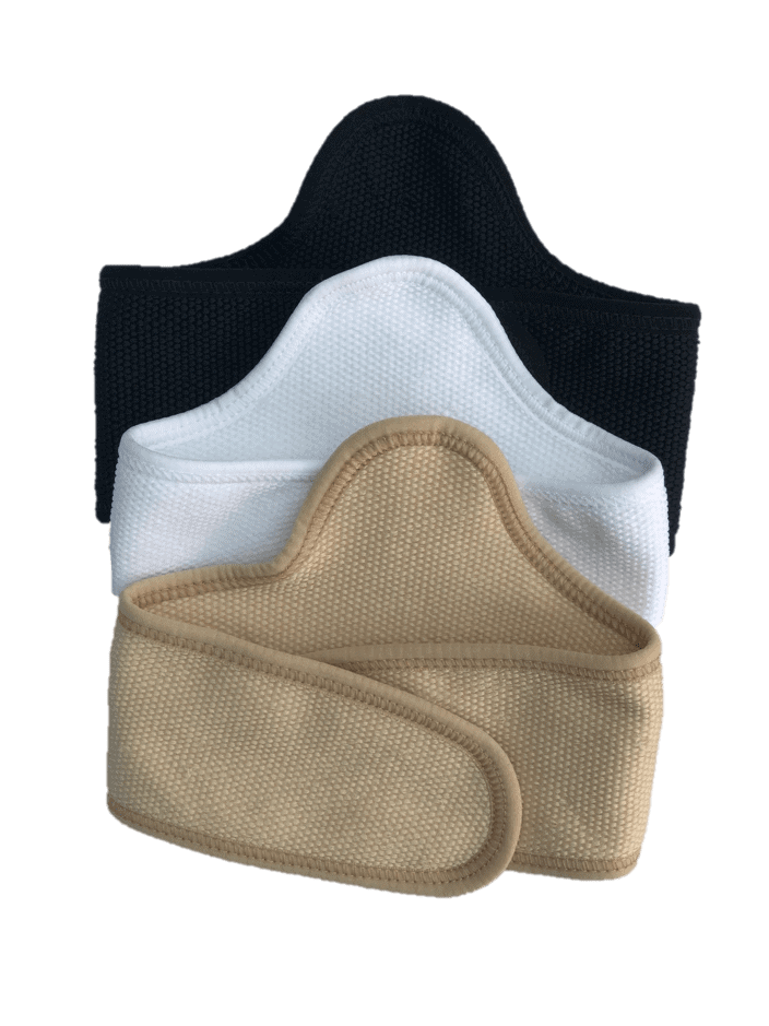 3 pack bra sweat liners helping you stay cooler, drier and chafe free