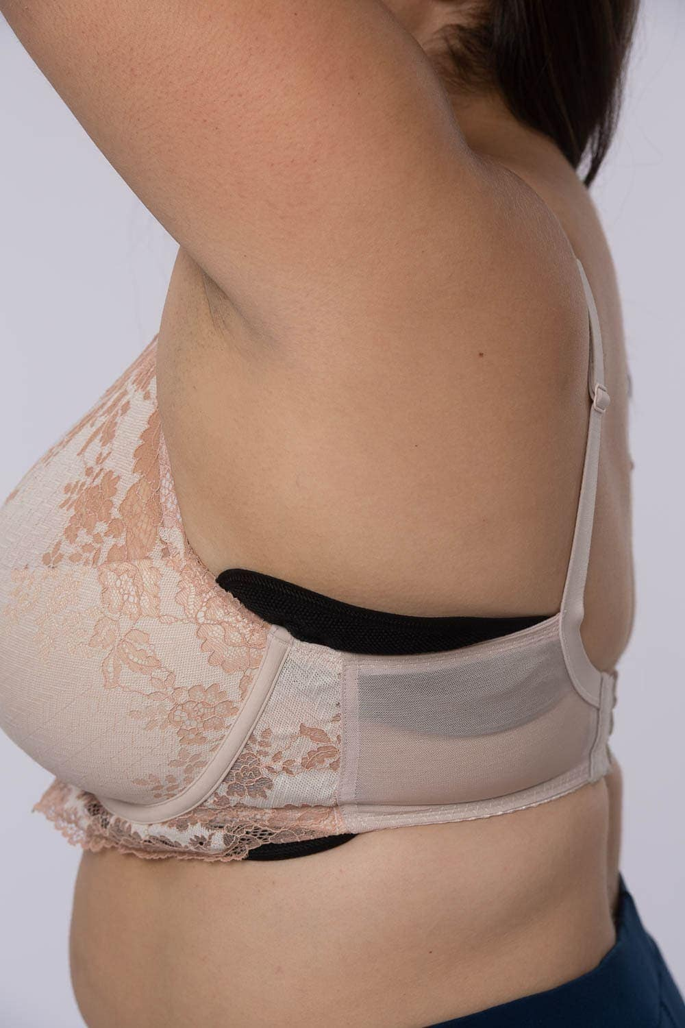 Sweat Liner | Breast Sweat Pads and Bra Liners | Chaffree