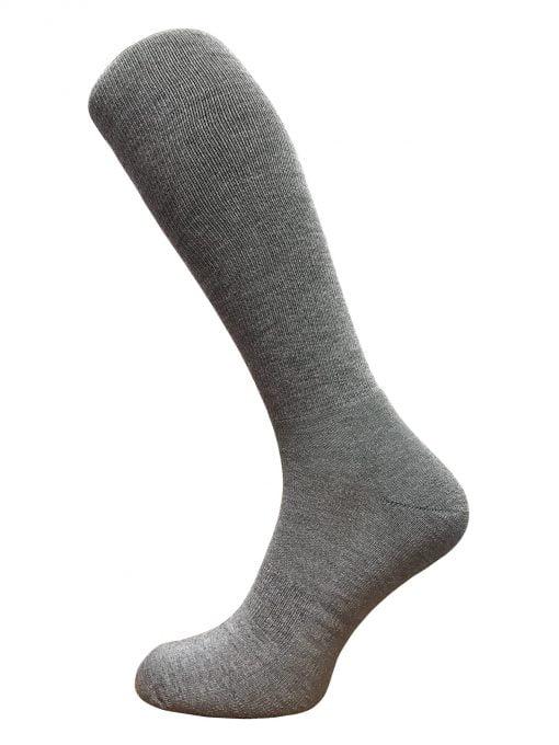 dark great knee high long socks coolmax moisture control
