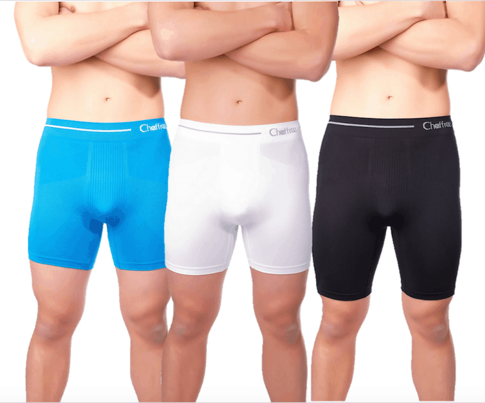 mens anti chafing underwear boxer shorts long and short leg